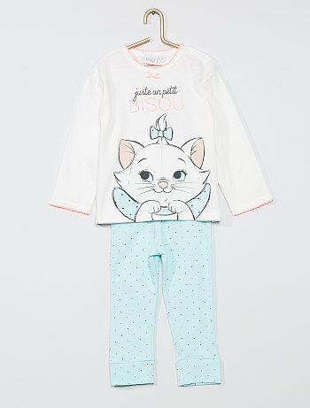 Ensemble pyjama 'Marie' des 'Aristochats'