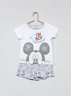Garçon 0-36 mois - Ensemble short + tee-shirt 'Disney' - Kiabi