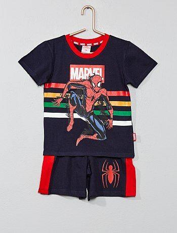 ecc79e5d3b1b5 Ensemble t-shirt + short  Spider-Man  - Kiabi