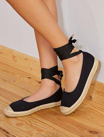 Chaussures Kiabi Pas Espadrilles Femme Chères Soldes ATFqnOSTw