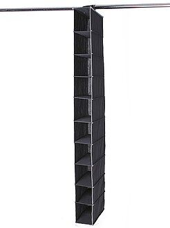 etag res en tissu rangements maison linge de maison kiabi. Black Bedroom Furniture Sets. Home Design Ideas