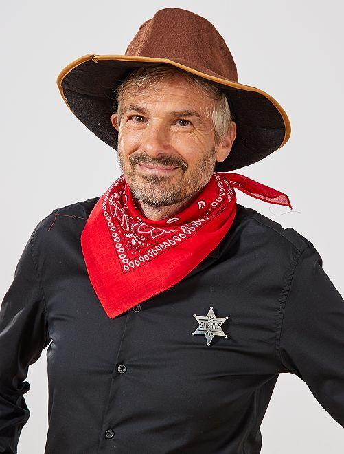 Etoile de shérif                             argent
