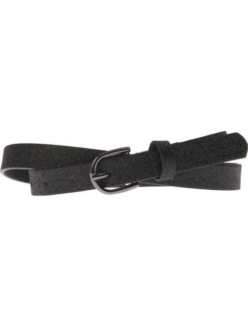 Fine ceinture                                                                             noir