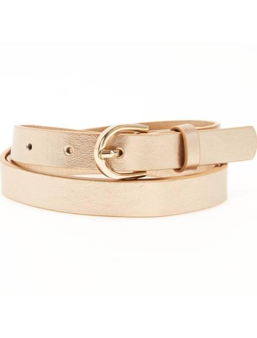 Fine ceinture                                                                                                     or rose Femme