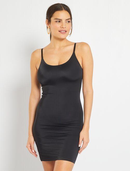 Fond de robe 'Bye Bra'                                         noir