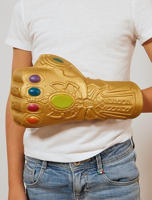 Gant de Thanos                             doré