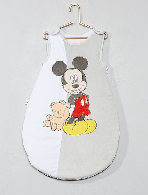 Gigoteuse chaude 'Mickey'                                         Mickey Bébé fille
