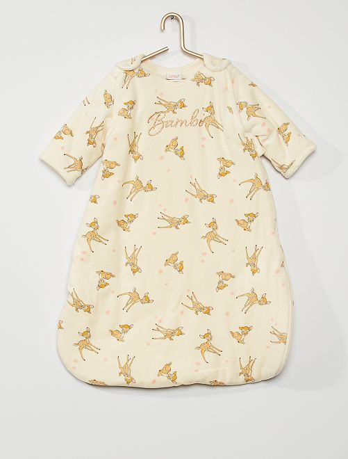 Gigoteuse 'Disney Baby'                                                     BLANC