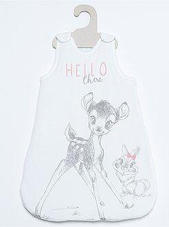 Gigoteuse en velours 'Bambi' - Kiabi