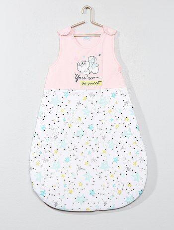 Gigoteuse pur coton 'Minnie' - Kiabi