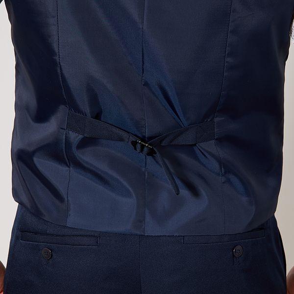site réputé Vente magasin en ligne Gilet de costume slim
