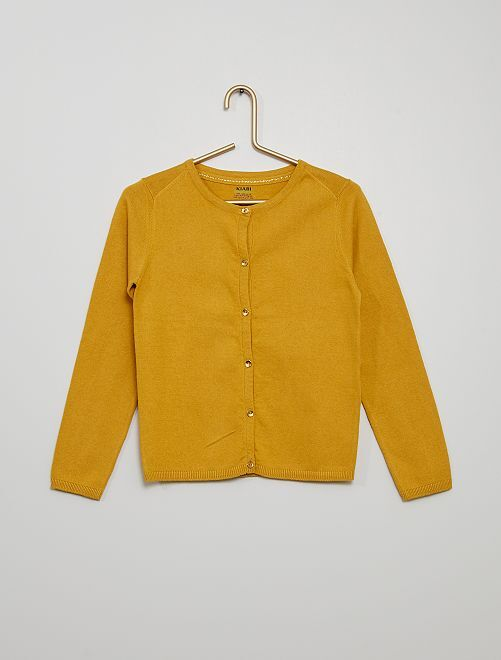 Gilet éco-conçu                                                                                                                                                                                         jaune