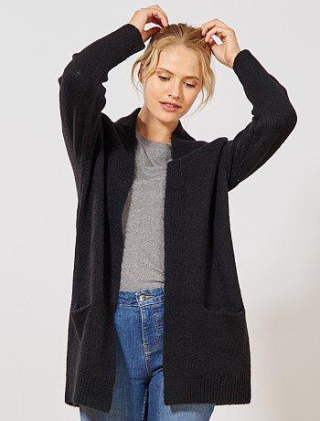 d70bbb345 Gilet femme, achat de gilets courts & longs en ligne Vêtements femme ...