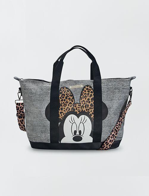Grand sac 'Minnie'                             gris