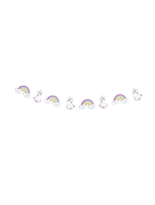 Guirlande 'Licorne'                             multicolor
