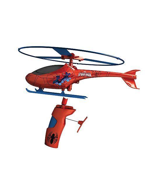 Hélicoptère à propulsion 'Spider-Man'                             rouge/bleu