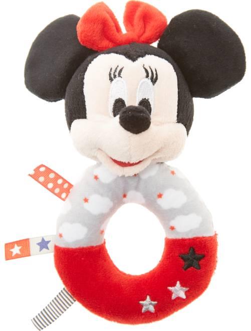 Hochet en peluche 'Minnie'                                         Minnie