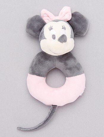 Hochet en peluche 'Minnie Mouse'