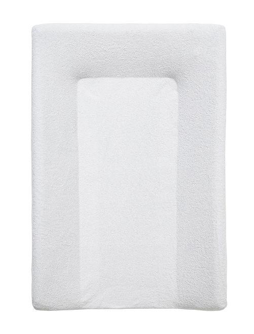 Housse de matelas à langer                                                                                         blanc