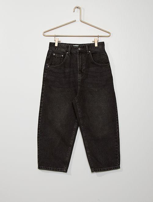 Jean baggy                             GRIS