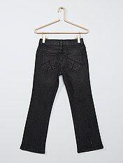 Jean bootcut fille - pantalon Vêtements fille | Kiabi