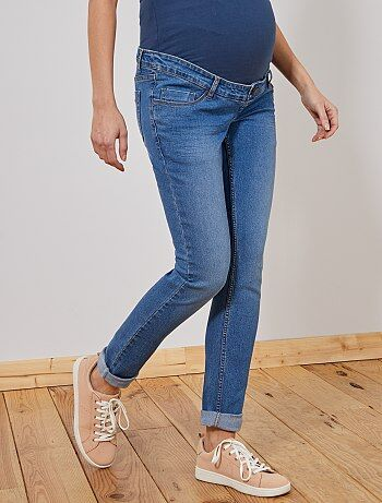 Jean de grossesse slim stretch