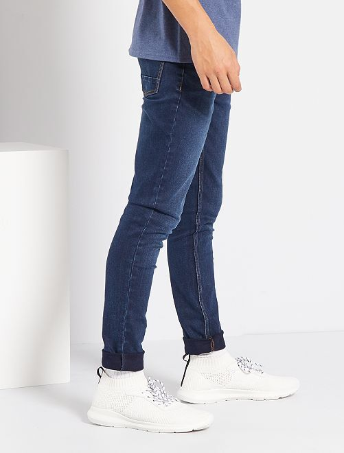 Jean denim skinny                                         blue black