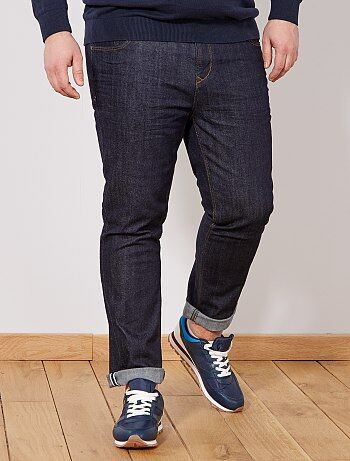 Jean fitted brut