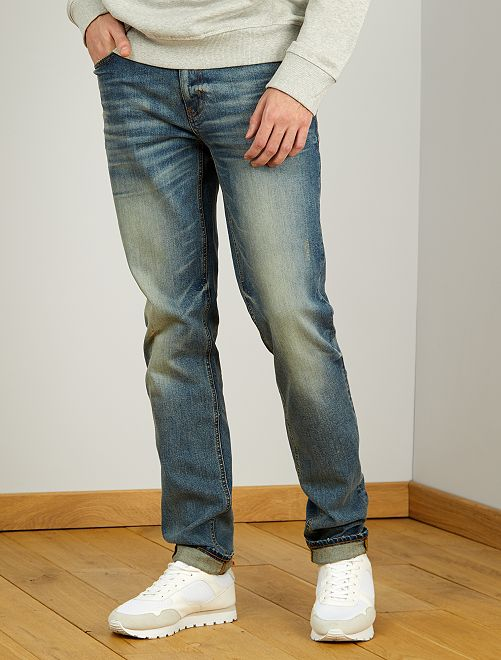 Jean fitted L36 +1m90                             stone