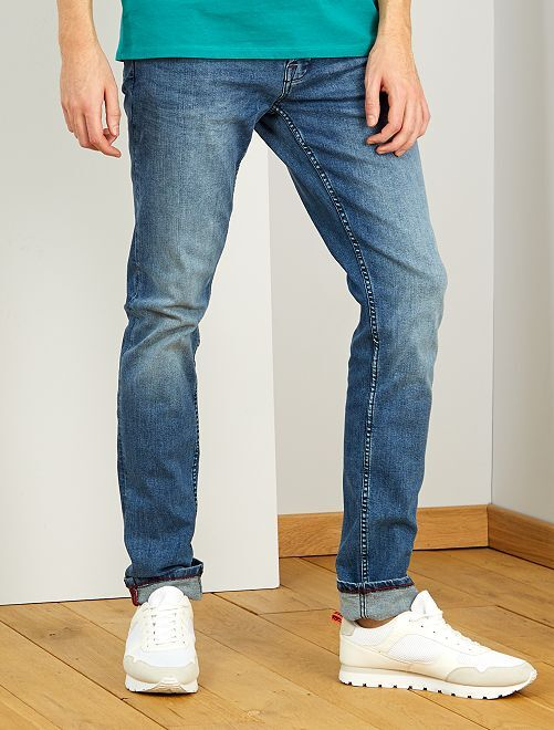 Jean fitted L38 +1m95                             stone
