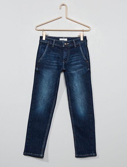 Jean forme chino 'Eco-conception'                                         brut