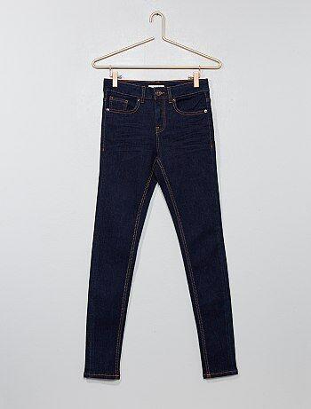 Jean plissé super skinny - Kiabi