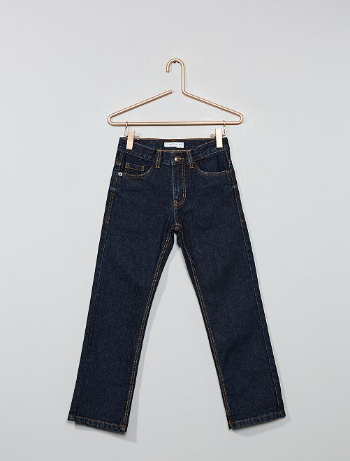 Jean regular 5 poches                                                      brut