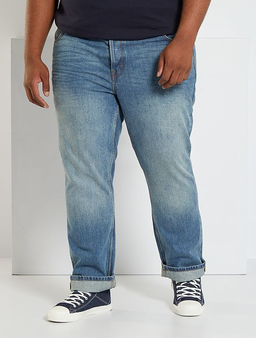 Jean regular 5 poches L32                                                                             stone