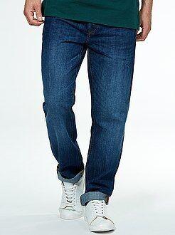 Homme du S au XXL Jean regular 5 poches longueur US 32