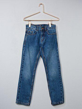 Jean regular 5 poches - Kiabi