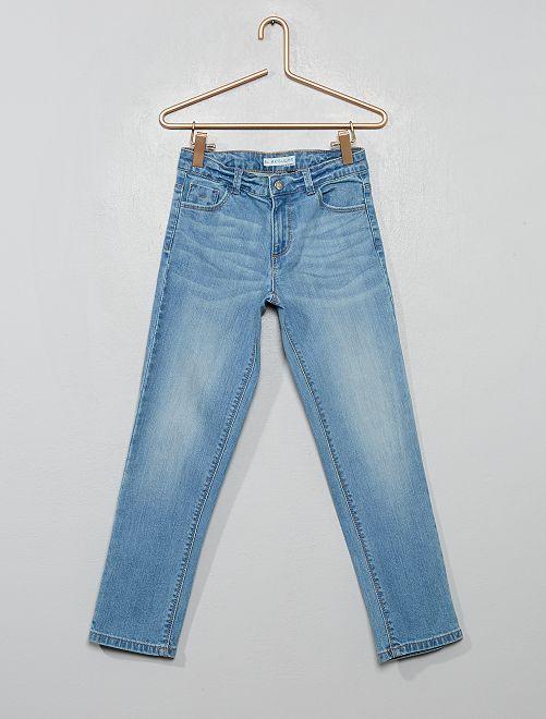 Jean regular                                         bleu clair