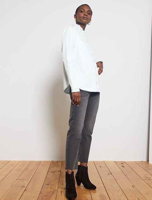 Jean regular fit                     gris