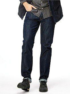 Homme du S au XXL Jean regular longueur US34