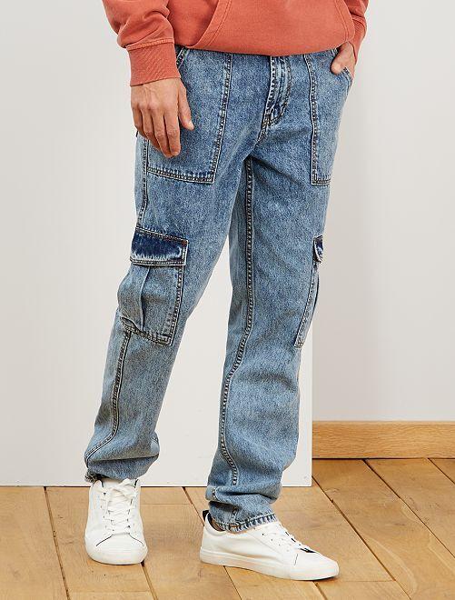 Jean regular workwear                                         triple stone
