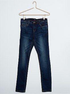 Garçon 10-18 ans Jean skinny 5 poches
