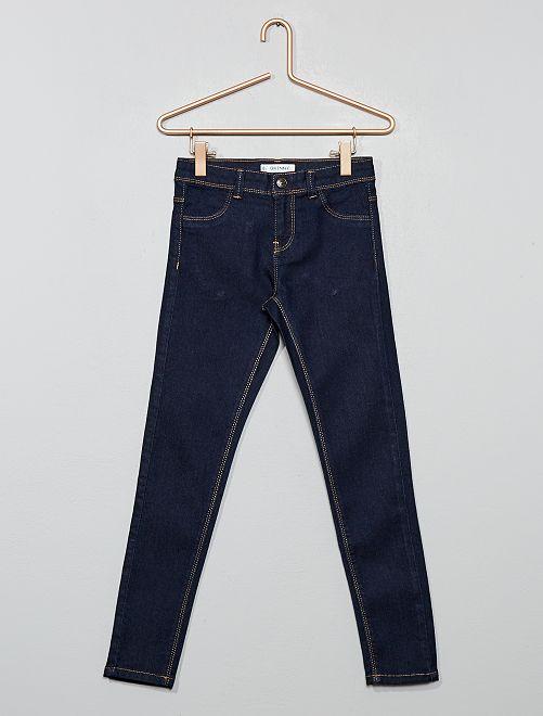 Jean skinny                                                                 blue black Fille