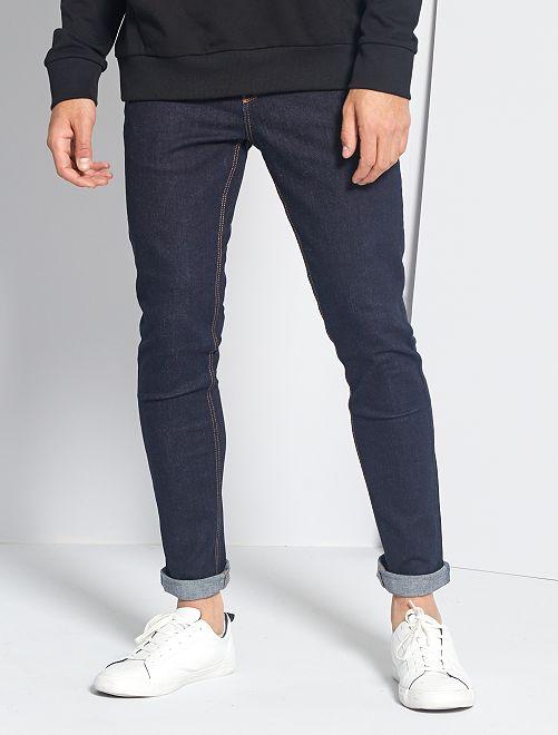 Jean skinny brut                                                                 brut