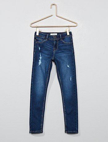 c9278b475b53f Soldes jeans filles - pantalon Vêtements fille | Kiabi