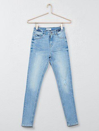 Jean skinny destroy
