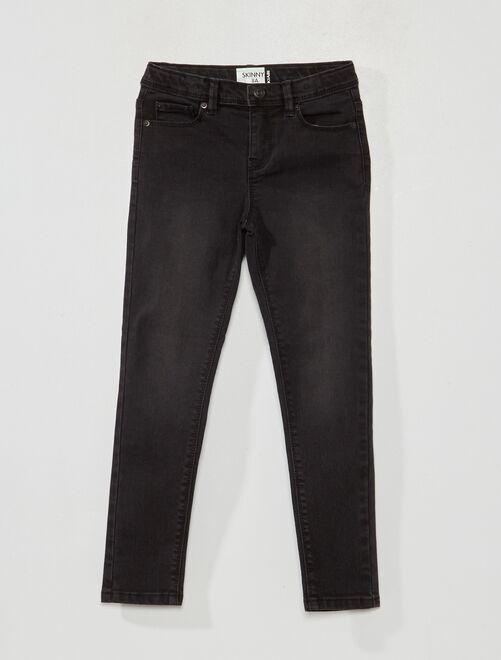 Jean skinny 'éco-conception'                                                                 NOIR