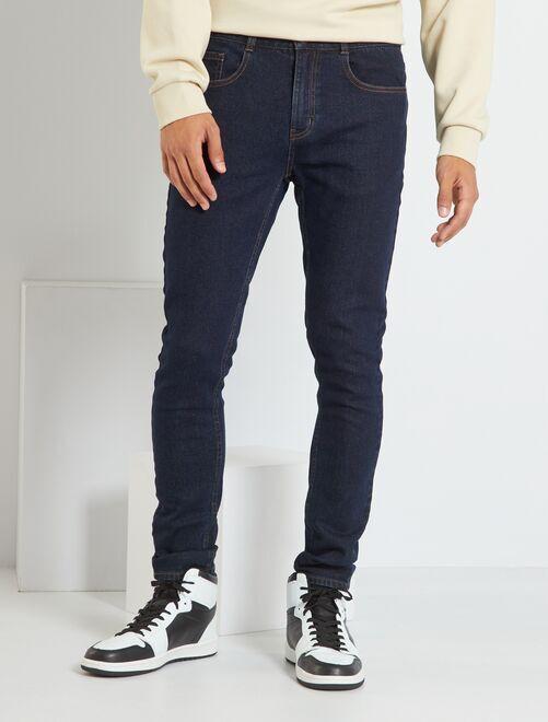 Jean skinny 'éco-conçu'                             bleu