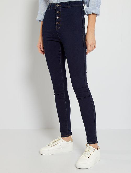 Jean skinny éco-conçu                                                                 rince