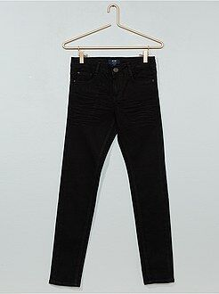 Jean - Jean skinny effet plissé - Kiabi