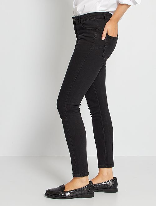 Jean skinny longueur US30                                                                                         noir